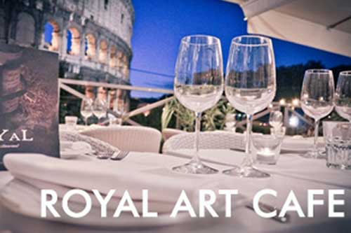 Royal Art Cafè - Zona Colosseo